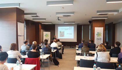 İSKİD, Üniversite Sanayi İşbirliği Çalıştayı Yoğun Katılım ile Gerçekleşti.
