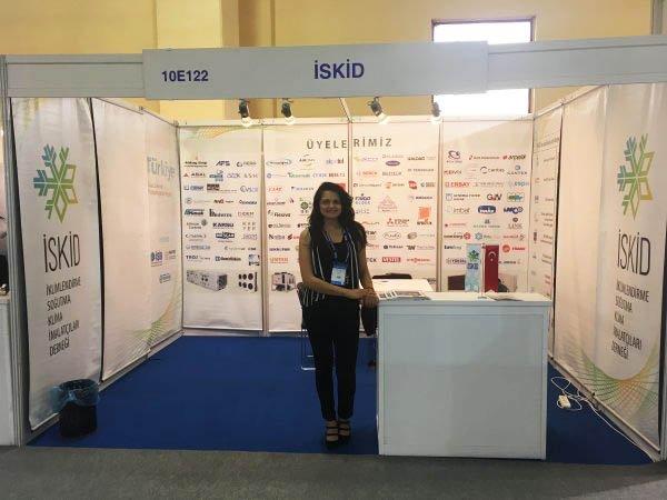 İSKİD, ICCI 2018 Fuarı